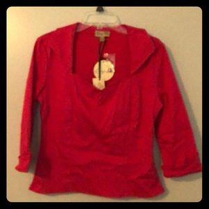 Lindy Bop Pink pullover US 10